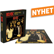 Produktbilde for Highway To Hell - Puzzle (PUSLESPILL)