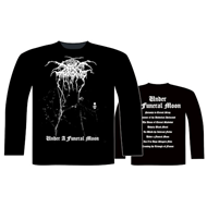 Produktbilde for Under A Funeral Moon (M) (LONGSLEEVE)