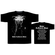 Produktbilde for Under A Funeral Moon (L) (T-SKJORTE)