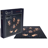 Produktbilde for Queen II - Puzzle (1000 Pieces) (PUSLESPILL)