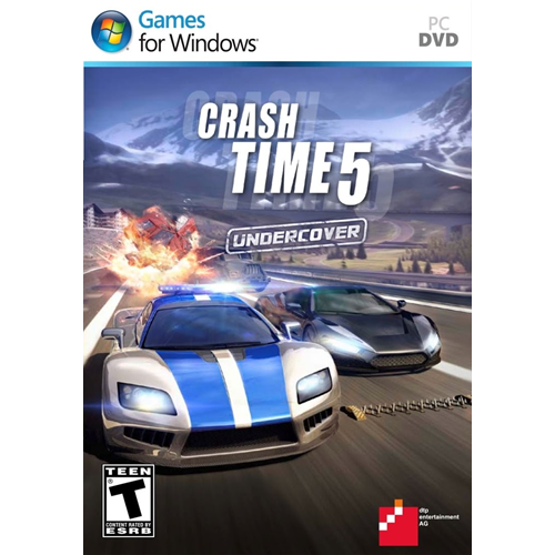 Crash Time 5 - Undercover