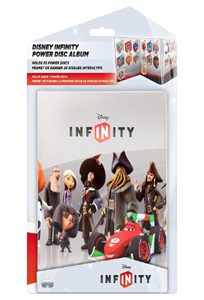 Disney Infinity - Power Discs Gatefold Album