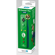 Wii U Remote Plus - Luigi Edition