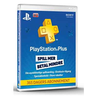 Produktbilde for PSN Plus - 12 Måneder