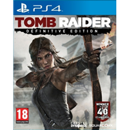 Produktbilde for Tomb Raider - Definitive Edition