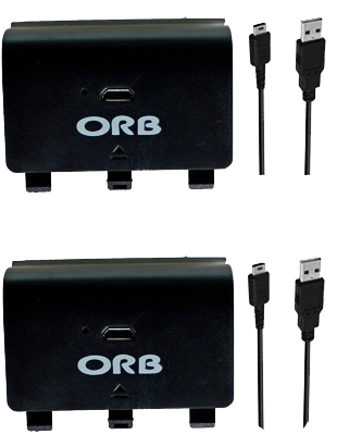 Orb XB1 Dual Controller Charge & Play Battery Pack