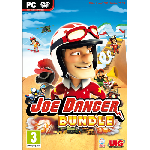Joe Danger - Bundle