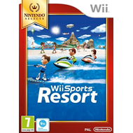 Wii Sports Resort - Nintendo Selects