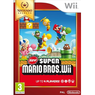 New Super Mario Bros. Wii - Nintendo Selects
