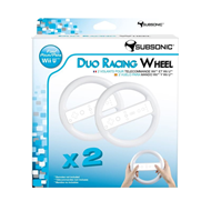 Wii Duo Racing Wheel