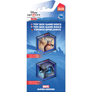 Disney Infinity 2.0 Toy Box Game Disc - Marvel