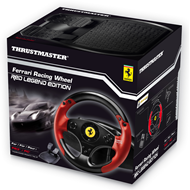 Produktbilde for Ferrari Racing Wheel - Red Legend PS3/PC
