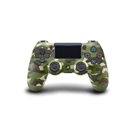 Sony Dualshock 4 Controller V2 -  Green Cammo
