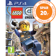 Produktbilde for Lego City Undercover