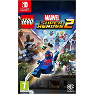 Produktbilde for Lego Marvel Super Heroes 2