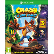 Produktbilde for Crash Bandicoot N. Sane Trilogy