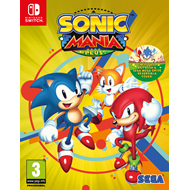 Produktbilde for Sonic Mania Plus