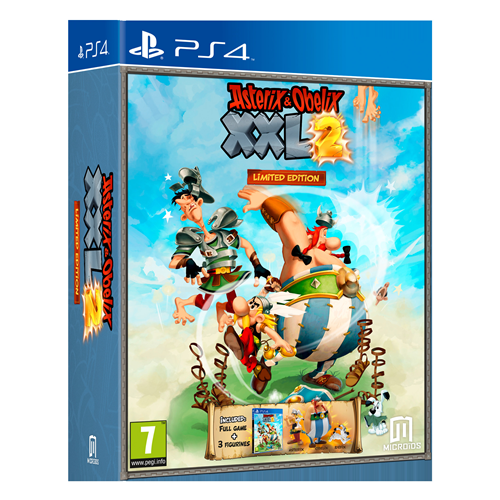 Asterix & Obelix XXL2 Limited Edition