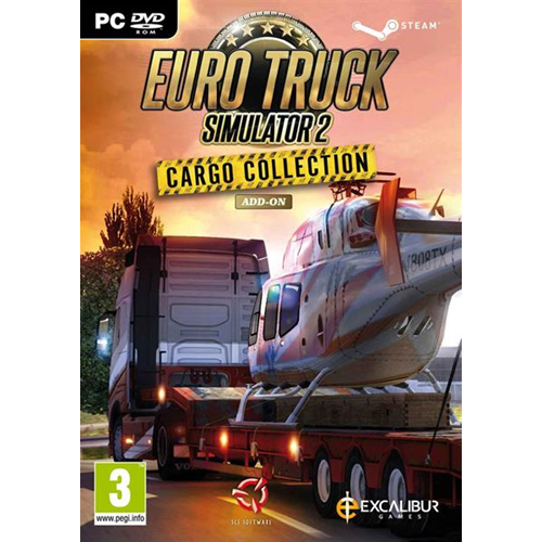 Euro Truck Simulator 2 Cargo Add