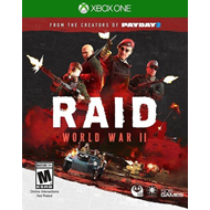 Produktbilde for Raid World War II