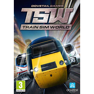 Produktbilde for Train Sim World
