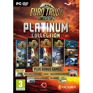 Euro Truck Simulator 2 Platinum Collection