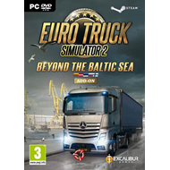 Euro Truck Simulator 2 Beyond The Baltic Sea Add-On
