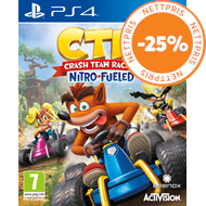 Produktbilde for Crash Team Racing Nitro-Fueled