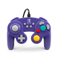 Produktbilde for Nintendo Switch Gamecube Style Controller - Lilla