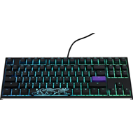 Produktbilde for Ducky One 2 Backlit TKL Cherry MX Brown /W RGB LED,Nordic Layout - Gamingtastatur