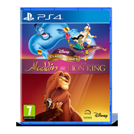 Produktbilde for Disney Classic Games: Aladdin And The Lion King