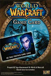 World Of Warcraft Pre-paid Card
