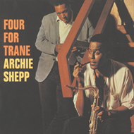 Produktbilde for Four For Trane (USA-import) (CD)