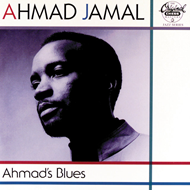 Produktbilde for Ahmad's Blues (USA-import) (CD)