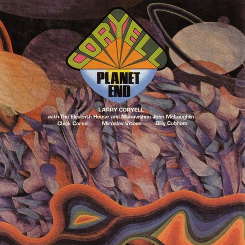 Planet End (USA-import) (CD)