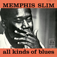 Produktbilde for All Kinds Of Blues (USA-import) (CD)