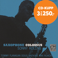 Produktbilde for Saxophone Colossus (Remastered) (CD)