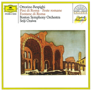 Produktbilde for Respighi: Orchestral Works (UK-import) (CD)