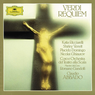 Produktbilde for Verdi: Requiem (CD)
