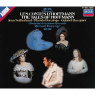 Produktbilde for Offenbach: Les Contes d'Hoffmann (UK-import) (CD)