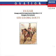 Produktbilde for Elgar: Orchestral Works (UK-import) (CD)