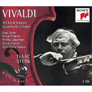 Produktbilde for Vivaldi: The Four Seasons (UK-import) (CD)