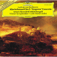 Produktbilde for Beethoven: Piano Concerto No 5 (UK-import) (CD)