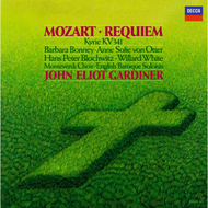 Produktbilde for Mozart: Requiem, K626; Kyrie, K341 (UK-import) (CD)