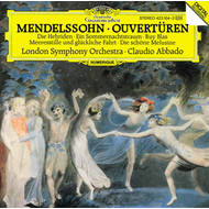Produktbilde for Mendelssohn: Overtures (UK-import) (CD)