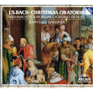 Produktbilde for Bach: Christmas Oratorio / Juleoratoriet (UK-import) (2CD)