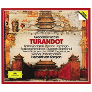 Produktbilde for Puccini: Turandot (UK-import) (CD)