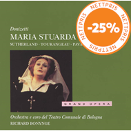 Produktbilde for Donizetti: Maria Stuarda (UK-import) (CD)
