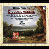 Produktbilde for Purcell: Dido and Aeneas (UK-import) (CD)