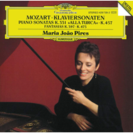 Produktbilde for Mozart: Piano Works (UK-import) (CD)